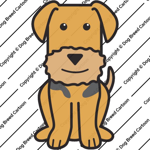 American eskimo dog clipart svg transparent download Special Archives | Dog Breed Cartoon svg transparent download