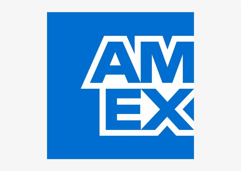 American express clipart logo svg free Axp Blueboxlogo Alternate Regularscale Rgb Digital - Amex American ... svg free