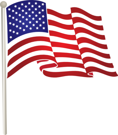 American flage clipart png transparent library Download AMERICAN FLAG Free PNG transparent image and clipart png transparent library