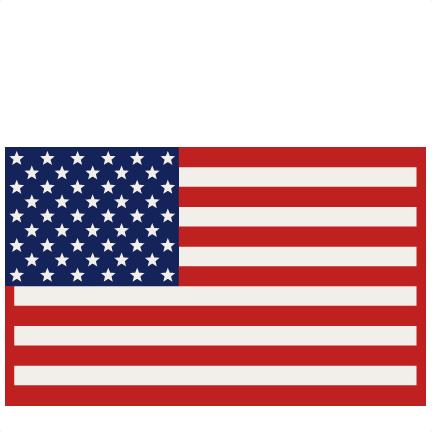 Bandeira usa clipart