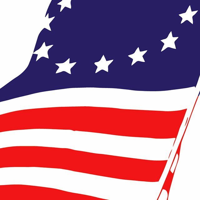 American flag 1776 clipart image transparent stock Vintage 13 Star Flag Vector Download Free image transparent stock