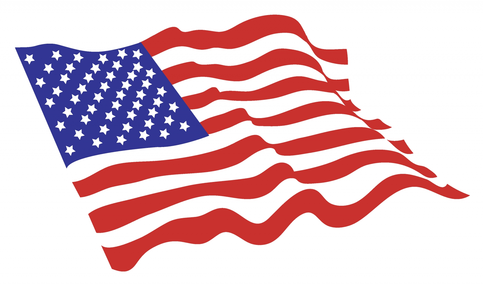 American flag clipart free download picture royalty free download 11 American Flag Vector Free Download Images - American Flag Vector ... picture royalty free download