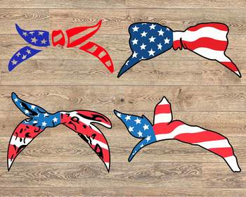 American flag bandana clipart png black and white Bandana mask United States Flag USA america 4th july independence day 1375s png black and white
