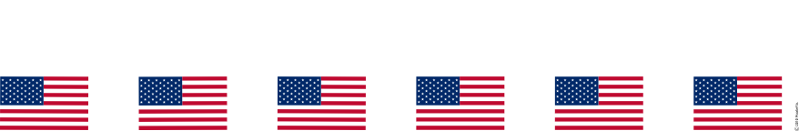 American stars border clipart vector library library American Flag Banner Clipart | Clipart Panda - Free Clipart Images vector library library