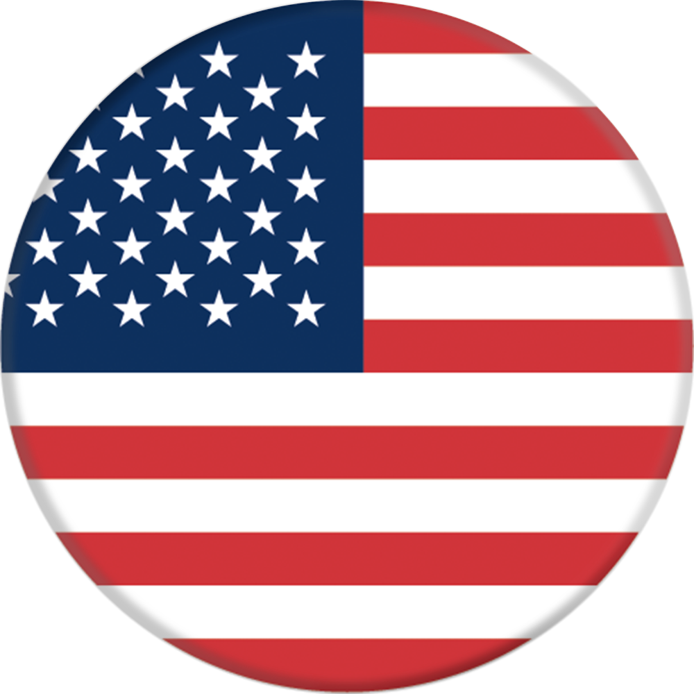 American flag baseball clipart clip art transparent stock American Flag Popsocket Phone Grip - Walmart.com clip art transparent stock