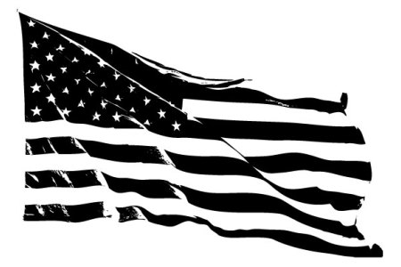 American flag clipart black clipart transparent download Usa flag clipart black and white 2 » Clipart Station clipart transparent download