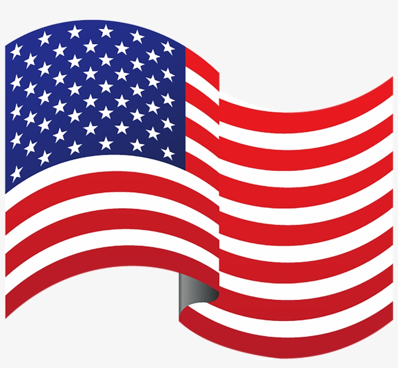 American flag clipart black and white s9m vector library stock American Flag Clipart Png - Usa Flag Wavy Transparent PNG - 821x720 ... vector library stock