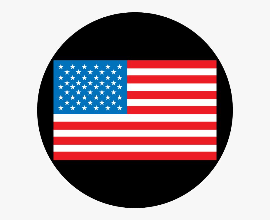 American flag clipart design png transparent library American Flag Clipart Flat - Usa Flag Flat Design #113918 - Free ... png transparent library
