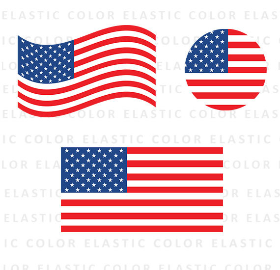 Download best . Free american flag clipart vector