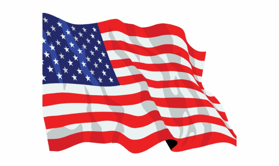 American flag clipart free download clip freeuse library American Flag Clipart Transparent - Transparent Background American ... clip freeuse library