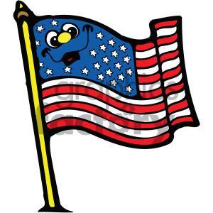 American flag clipart pdf clip art vector art american flag 002 c clipart. Royalty-free clipart # 404730 clip art
