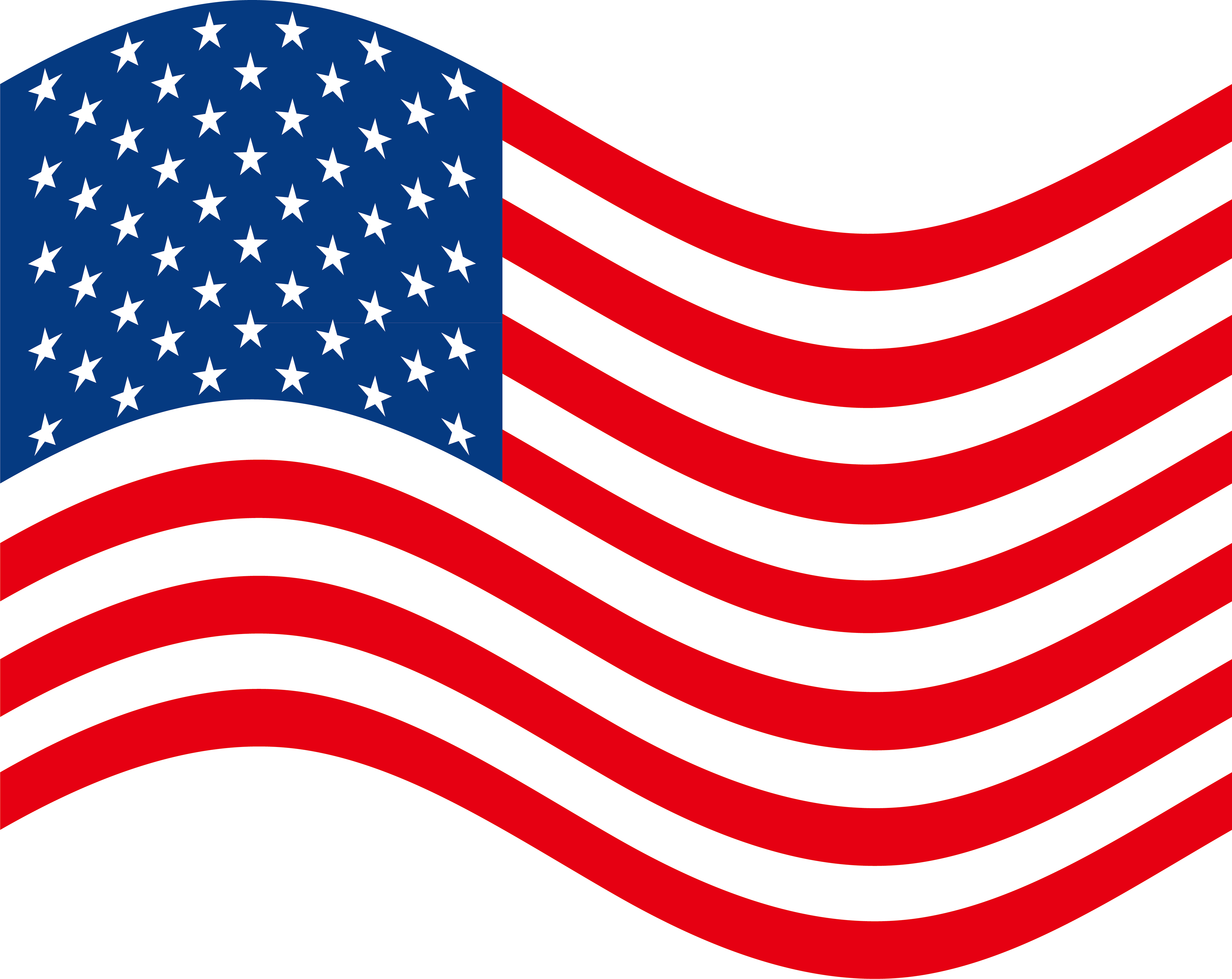 American flag clipart pictures banner free download Flag of the United States Clip art - American flag design png ... banner free download