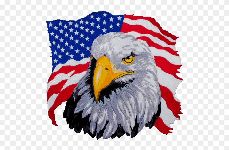Clipart american flag eagle picture freeuse stock American Flag Eagle Png Clipart (#1355164) - PinClipart picture freeuse stock