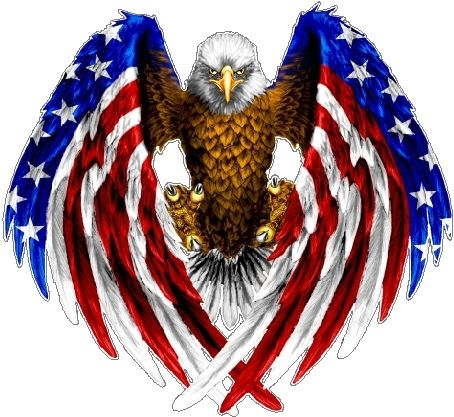 Clipart american flag eagle freeuse stock Free Pictures Of Eagles With American Flag, Download Free Clip Art ... freeuse stock