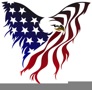 Free clipart american flag and eagle jpg free download American Flag And Eagle Clipart | Free Images at Clker.com - vector ... jpg free download