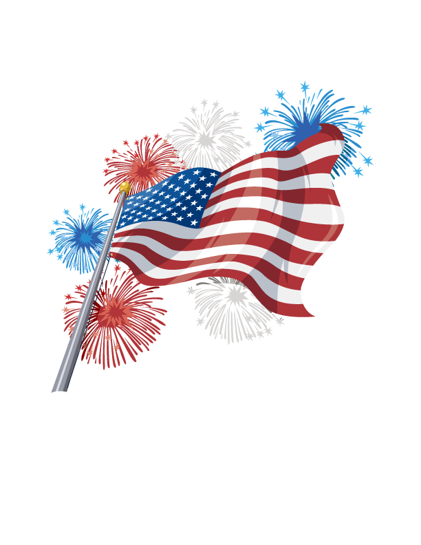 American flag fireworks clipart royalty free download American flag and fireworks clipart images gallery for free download ... royalty free download
