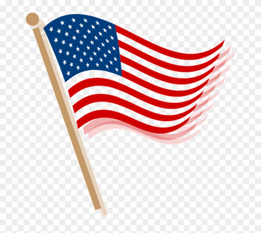 American flag fireworks clipart graphic library download Amazing 4th July Fireworks Clipart Greetings Image - American Flag ... graphic library download