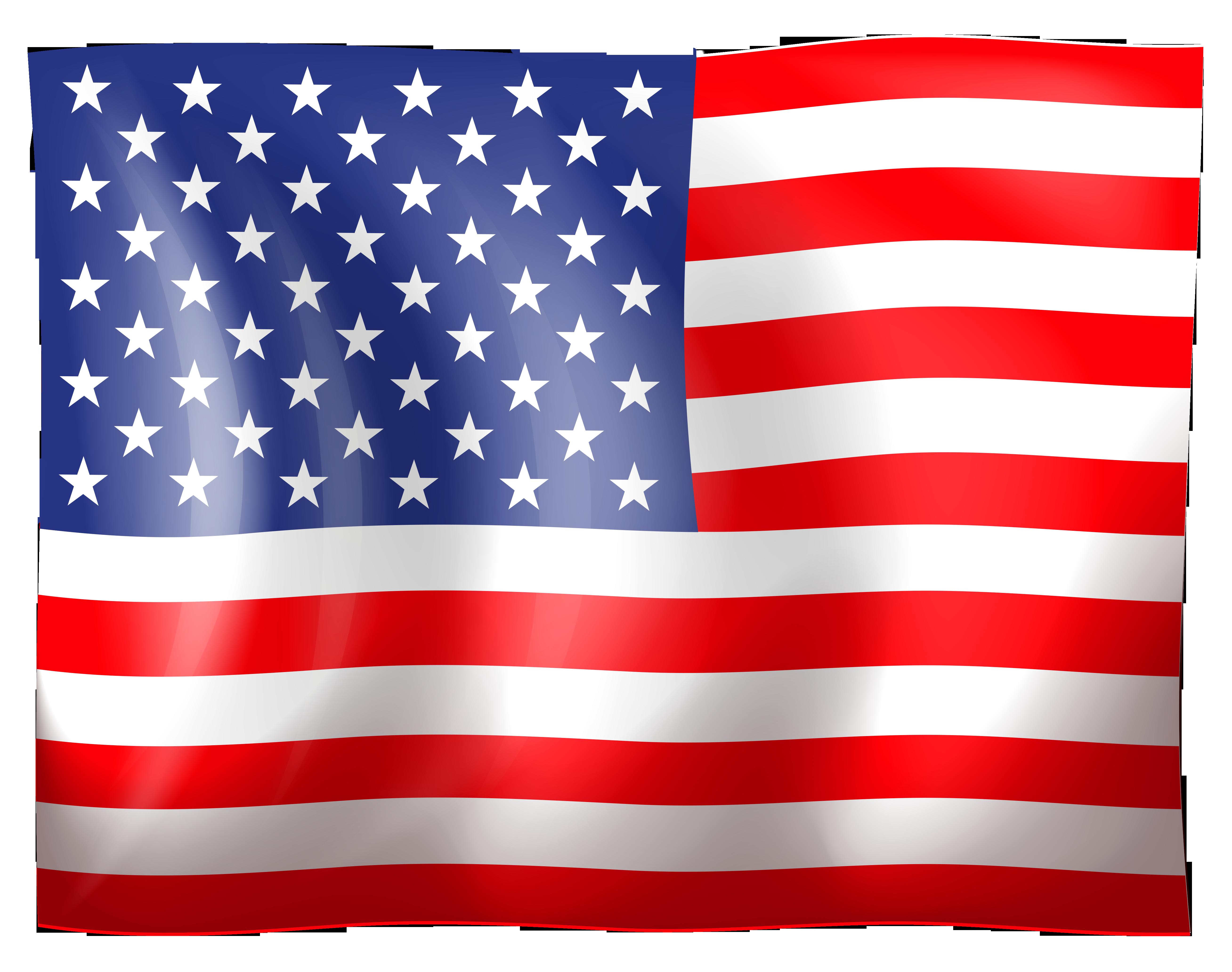 American flag hanging clipart jpg transparent download Usa Flag Clip Art & Look At Clip Art Images - ClipartLook jpg transparent download
