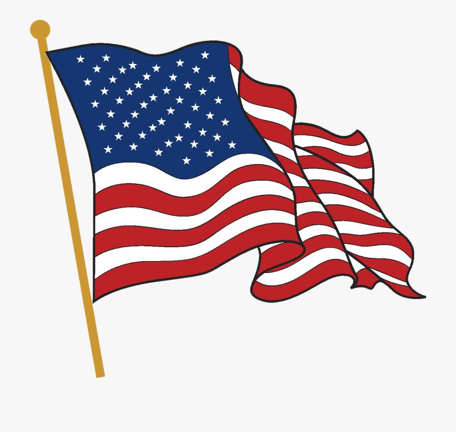 American flag horseshoe clipart clip transparent stock American Flag Wave Clipart - American Flag Flying Clip Art ... clip transparent stock
