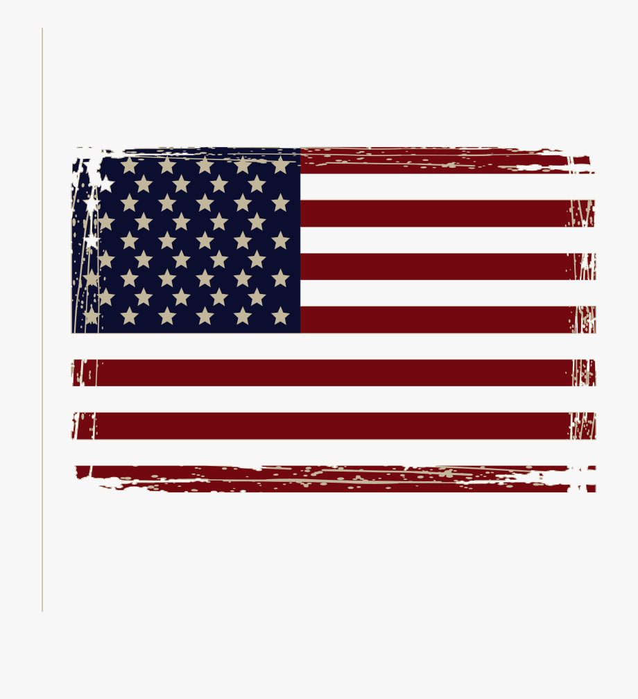 American flag in country clipart black and white clip freeuse download Distressed American Flag Png , Transparent Cartoon, Free Cliparts ... clip freeuse download