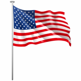 American flag small clipart graphic black and white stock HD American Flag PNG Images, Backgrounds for Free Download - Pnglot graphic black and white stock
