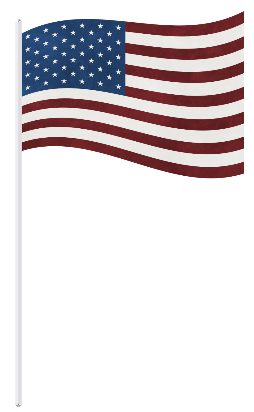 American flag vertical clipart png freeuse USA Flag Vertical PNG Clipart Picture | Gallery Yopriceville - High ... png freeuse