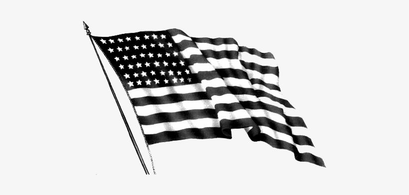 God bless america clipart black and white png library Black And Silver American Flag 30 Desktop Wallpaper - God Bless ... png library