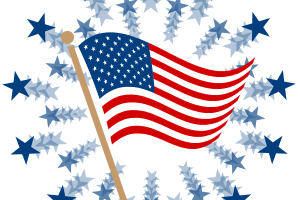 American flag with fireworks clipart svg royalty free stock American flag and fireworks clipart 3 » Clipart Portal svg royalty free stock