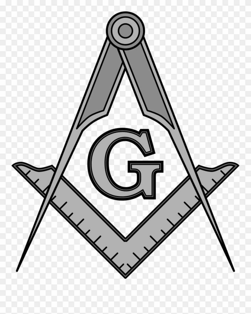American flag with masonic clipart transparent File - Masonic Squarecompassesg - Svg - Masonic Symbols Clipart ... transparent