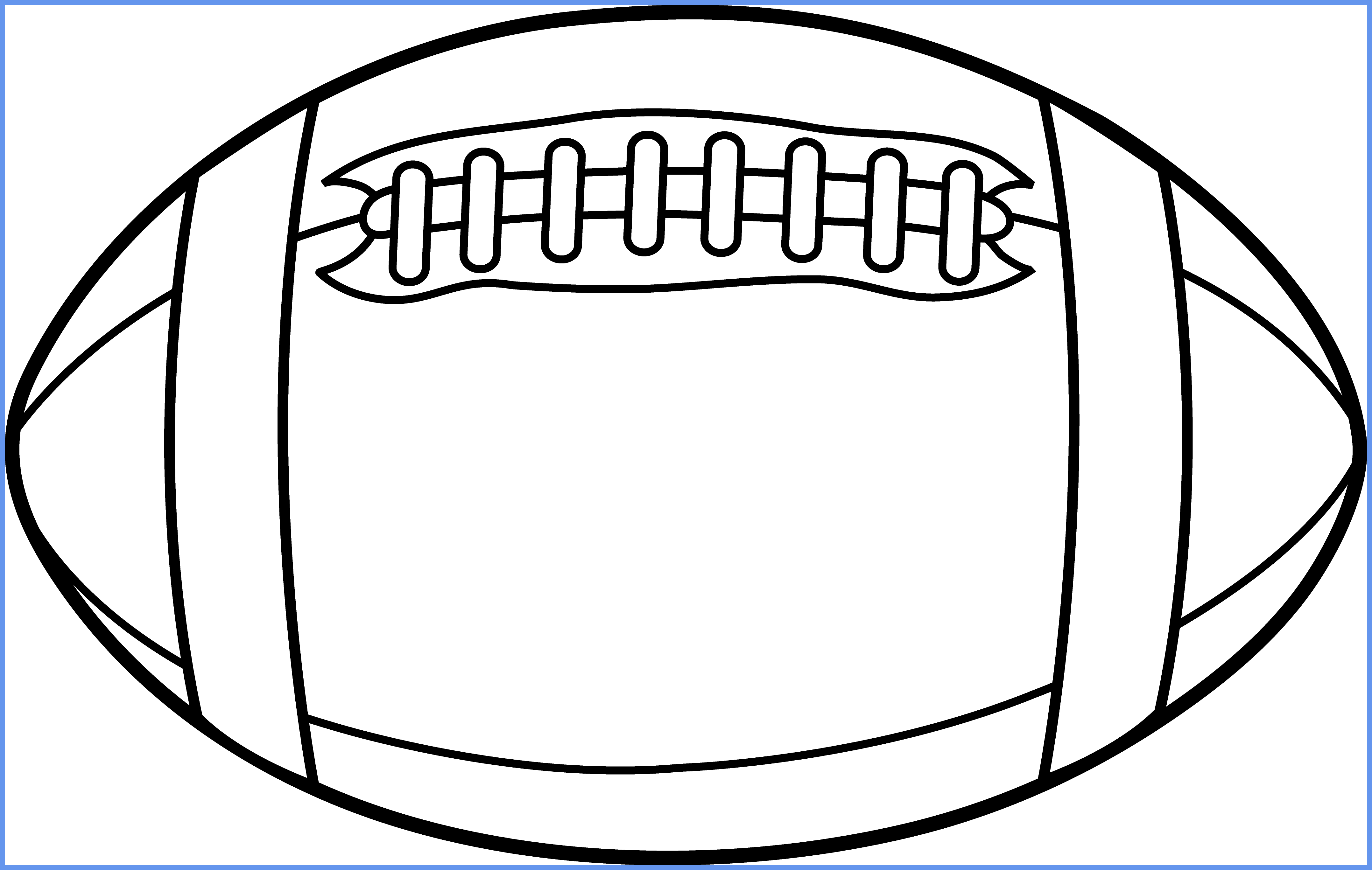 Field goal football clipart picture library stock Marvelous Football Field Clipart Black And White Panda Pics For ... picture library stock