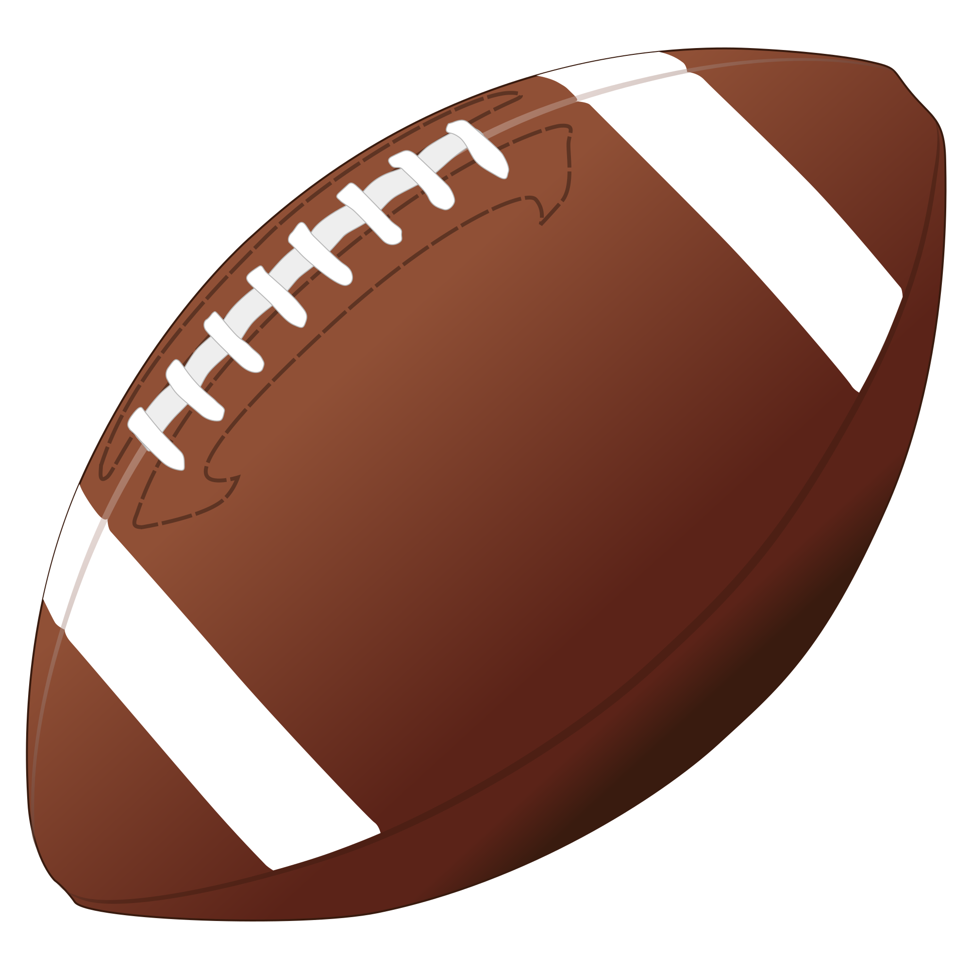 Browns football clipart png transparent American Football PNG Image - PurePNG | Free transparent CC0 PNG ... png transparent