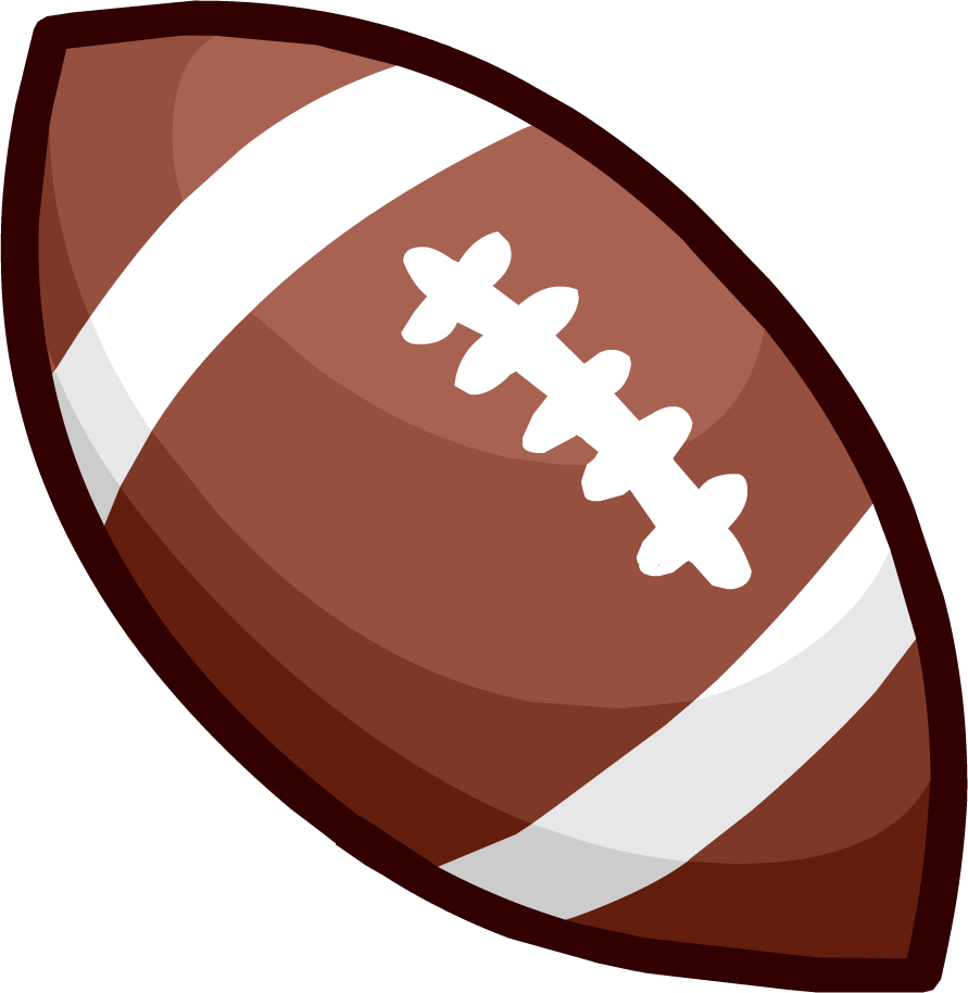 American football background clipart image freeuse download American Football Ball Clipart PNG Image - PurePNG | Free ... image freeuse download