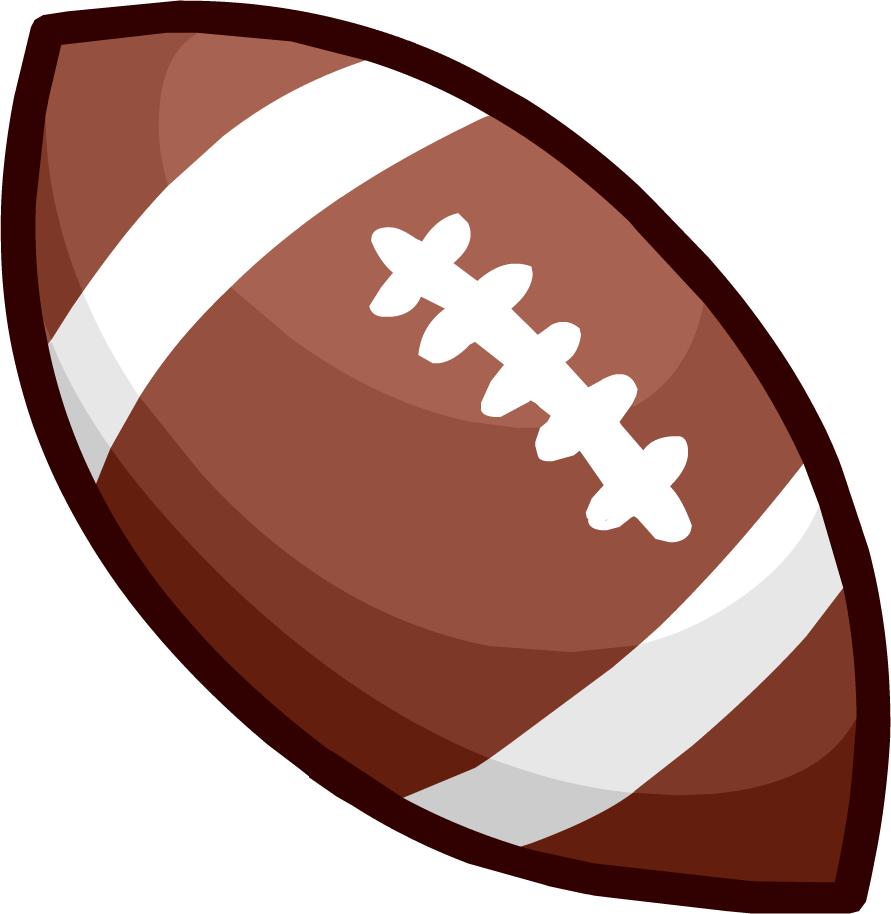 American football ball clipart clipart royalty free American Football Ball Clipart PNG Image - PurePNG | Free ... clipart royalty free