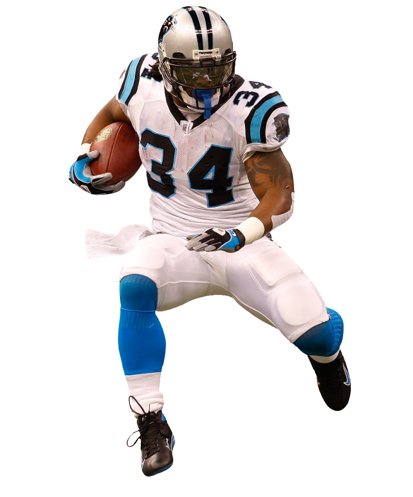 Football player clipart gray image transparent stock Nfl Football Player Drawing at GetDrawings.com | Free for personal ... image transparent stock