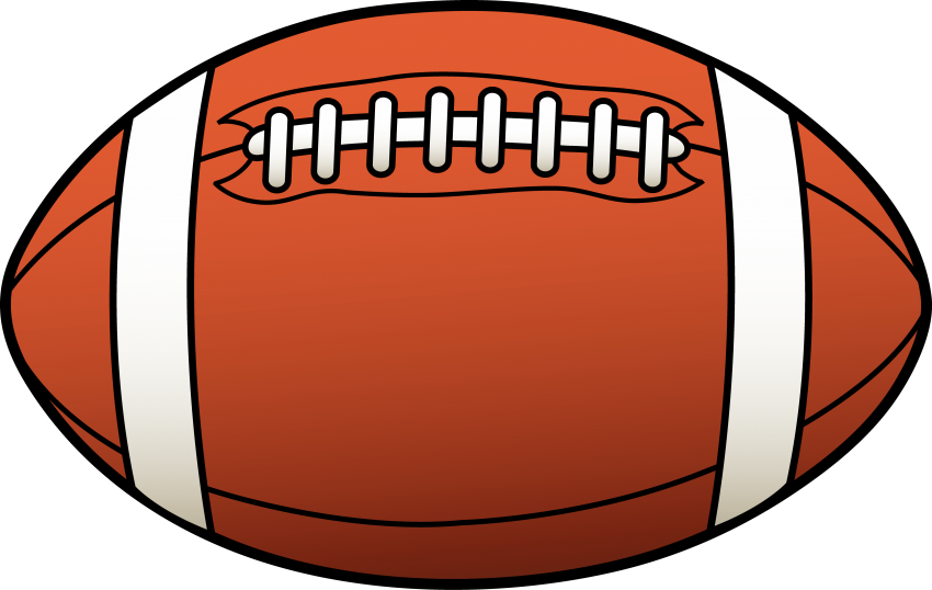 American football player clipart banner library download american football ball clipart png - Free PNG Images | TOPpng banner library download