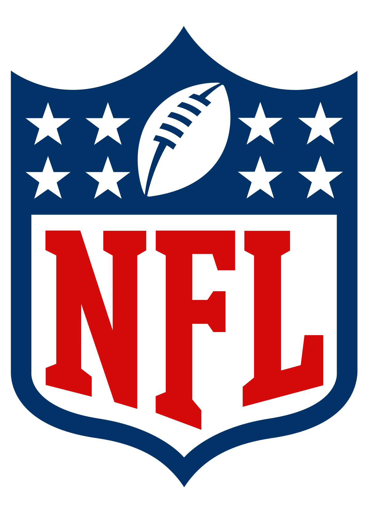 Green bay packer football christmas clipart clip free library National Football League - Wikipedia clip free library