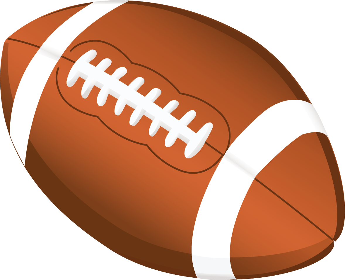 Football image clipart.  collection of nfl