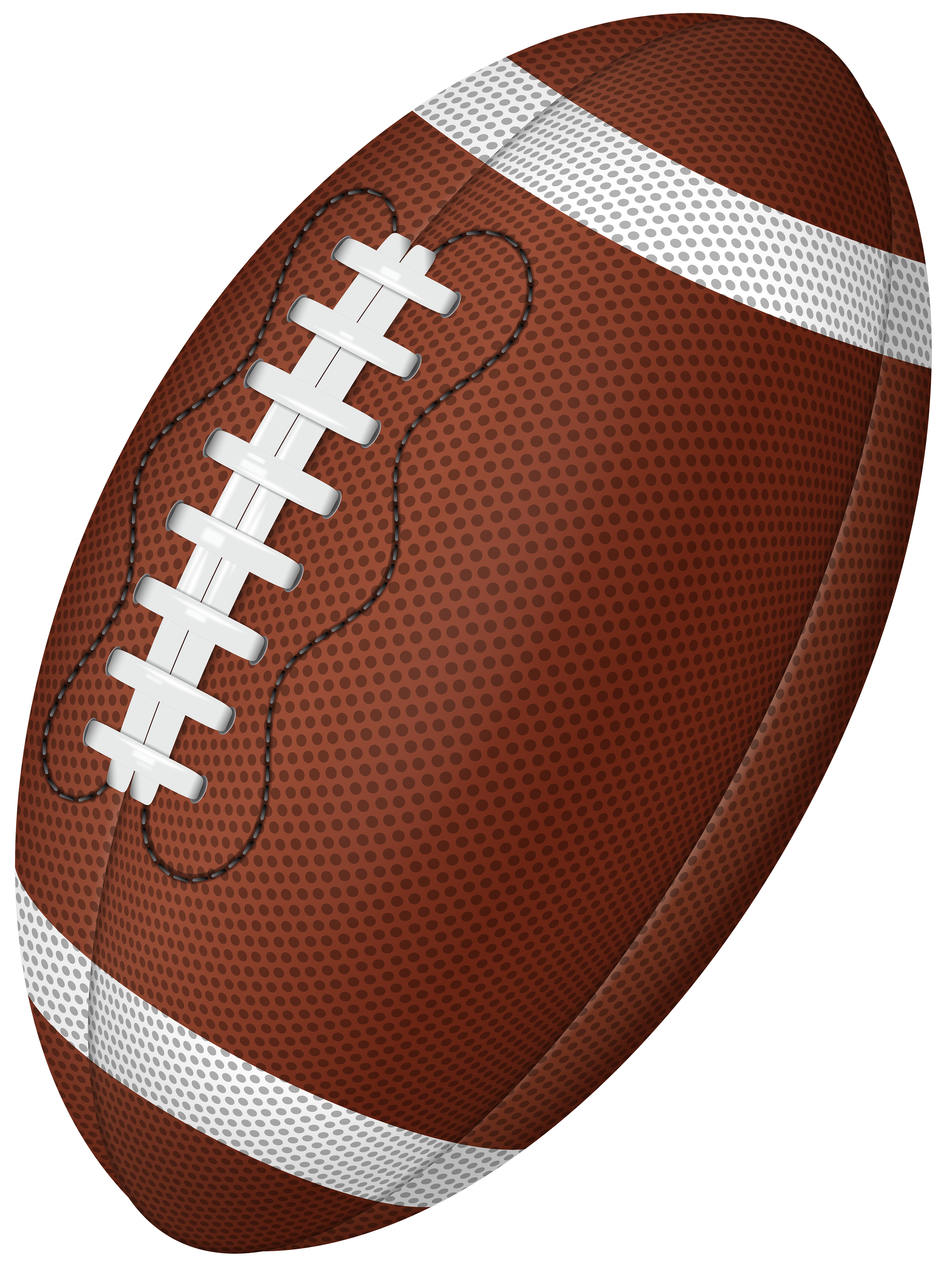 American football clipart free transparent download Football Ball PNG Clip Art Image | Gallery Yopriceville - High ... transparent download