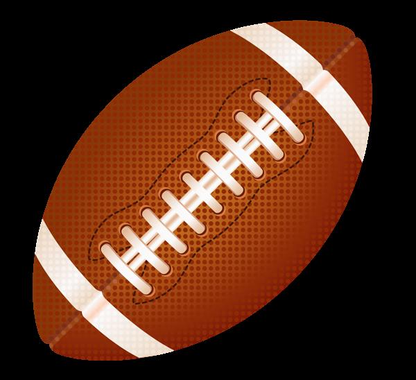 American football ball clipart jpg free stock American Football Ball Clipart PNG Image - PurePNG | Free ... jpg free stock