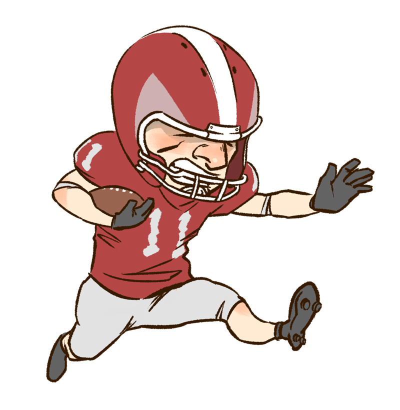 Football games clipart picture freeuse download 28+ Collection of American Football Game Clipart | High quality ... picture freeuse download