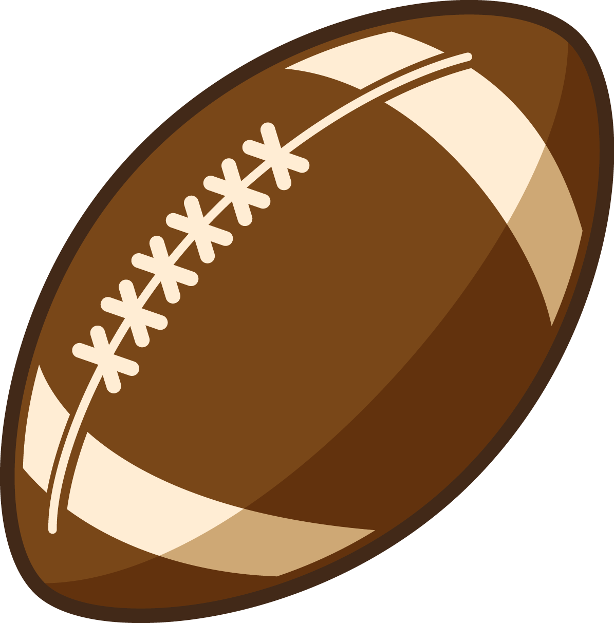Free football clipart png graphic transparent American Football Clipart | Free download best American Football ... graphic transparent