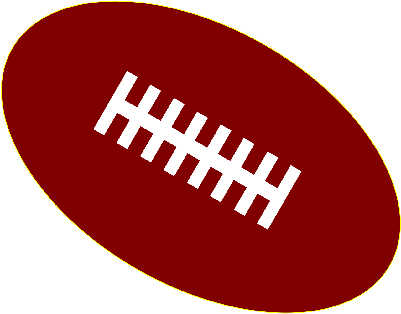 American football referee clipart vector library download File:American Football ball.svg - Wikipedia vector library download