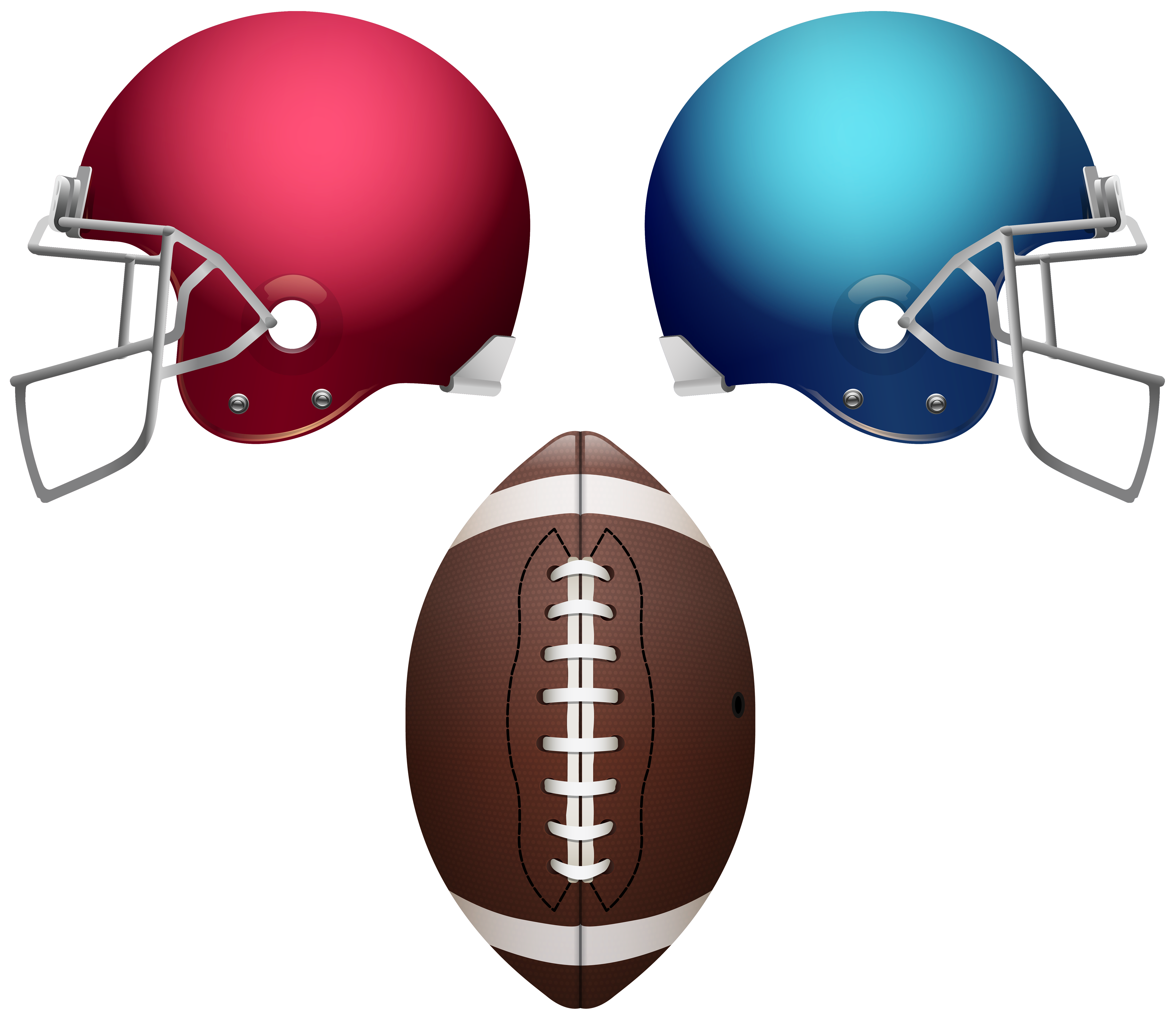 Football on grass clipart png library stock Football Set PNG Clipart - Best WEB Clipart png library stock