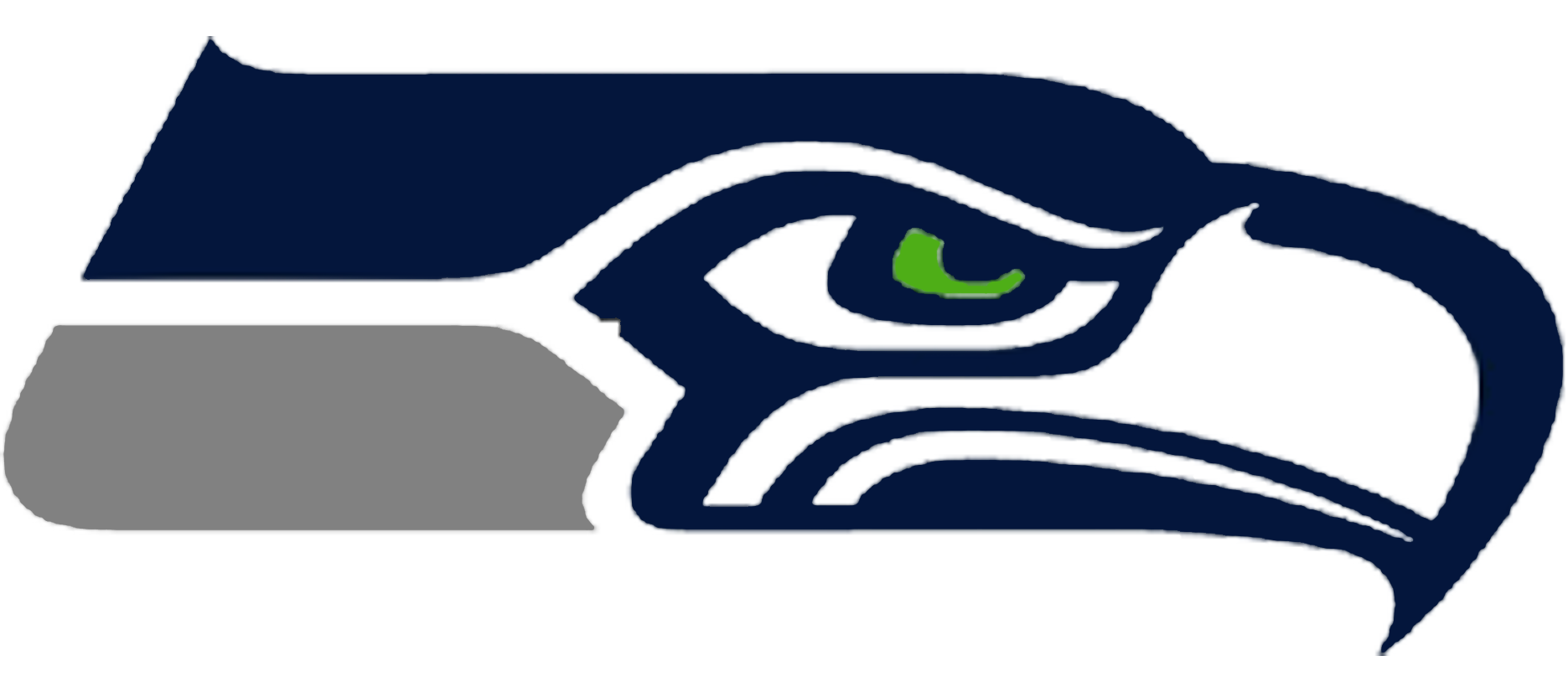American football game clipart png library Seahawks Logo Clipart at GetDrawings.com | Free for personal use ... png library