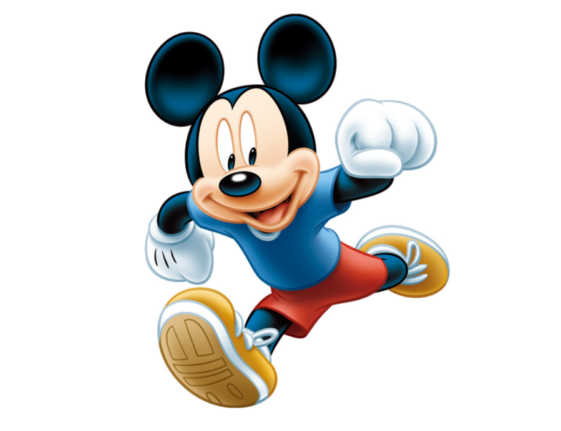 American football mickey clipart vector black and white library Best 70+ Free Mickey Mouse Clipart Images Download【2018】 vector black and white library