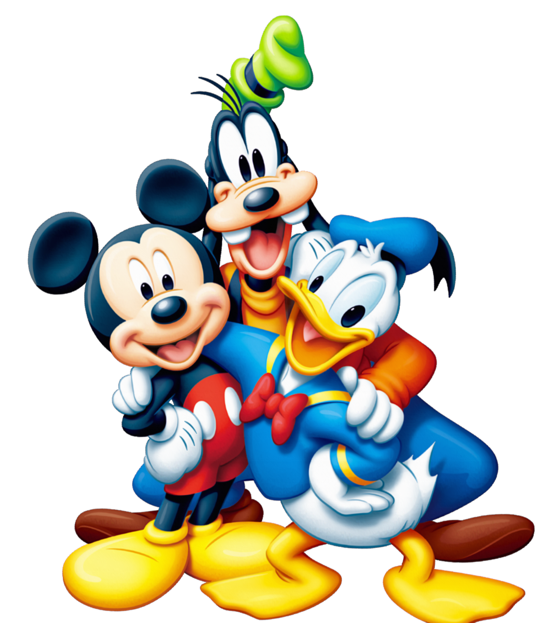 Clipart friends house vector royalty free stock Mickey Mouse and Friends PNG Clipart | sublimacion | Pinterest ... vector royalty free stock