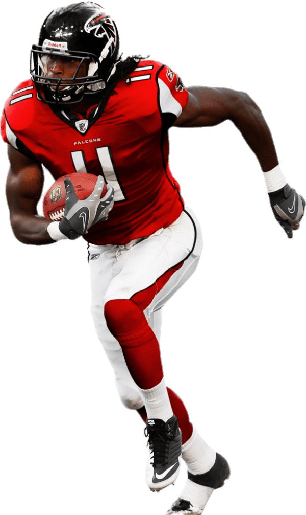 American football player clipart jpg royalty free download American Football Player PNG Image - PurePNG | Free transparent CC0 ... jpg royalty free download
