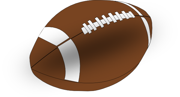 Free animated football clipart clipart library download American Football Clip Art at Clker.com - vector clip art online ... clipart library download