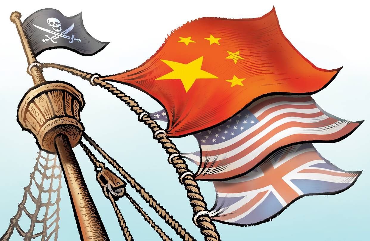 American history 20th century clipart jpg stock To Understand China, Look to America\'s History - WSJ jpg stock