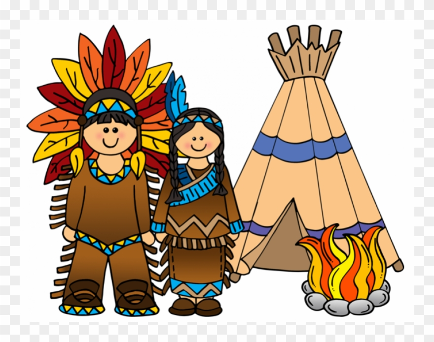 Clipart native indian image royalty free library Native American Clip Art Tumundografico - Native American Indians ... image royalty free library